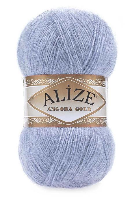 ALİZE - ALİZE ANGORA GOLD 40 Mavi