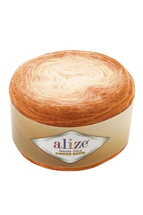 ALİZE - ALİZE ANGORA GOLD OMBRE BATİK 7296