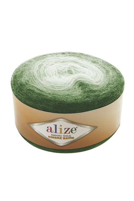 ALİZE - ALİZE ANGORA GOLD OMBRE BATİK 7297