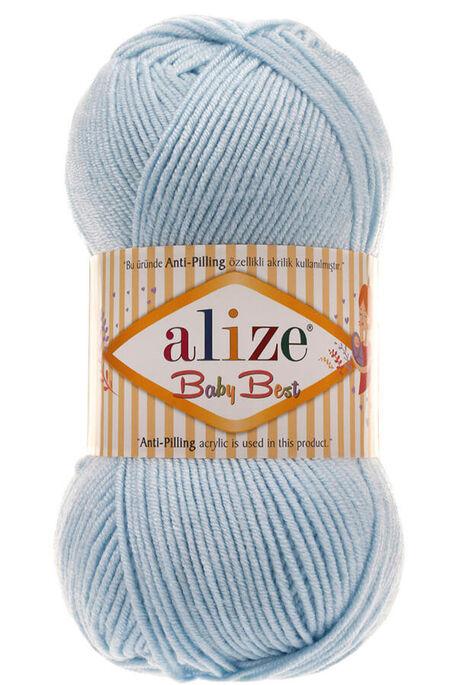 ALİZE - ALİZE BABY BEST 183 Açık Mavi