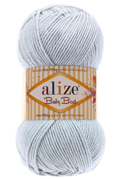 ALİZE - ALİZE BABY BEST 224 Açık Gri