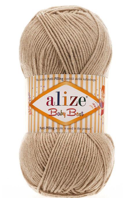 ALİZE - ALİZE BABY BEST 256 Bej