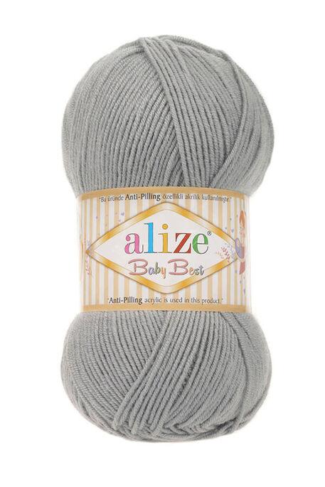 ALİZE - ALİZE BABY BEST 344 Gri