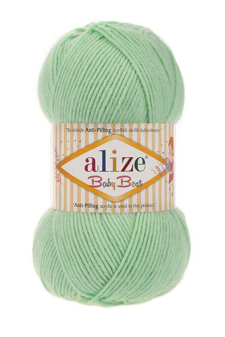 ALİZE - ALİZE BABY BEST 41 Yeşil