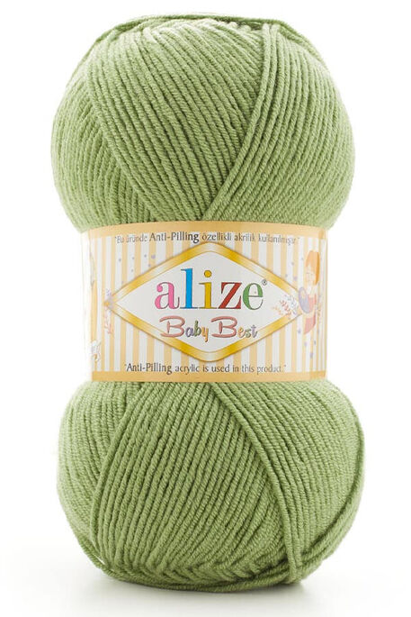ALİZE - ALİZE BABY BEST 485 Yeşil