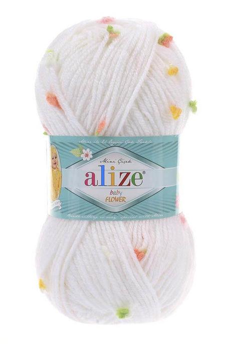 ALİZE - ALİZE BABY FLOWER 5408