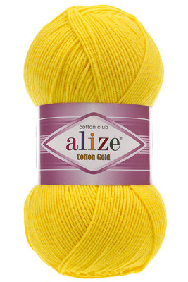 ALİZE - ALİZE COTTON GOLD 110 Sarı