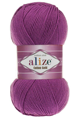 ALİZE - ALİZE COTTON GOLD 122 Mor