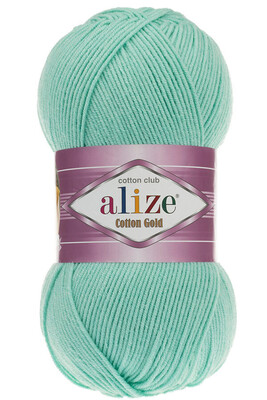 ALİZE - ALİZE COTTON GOLD 15 Su Yeşili
