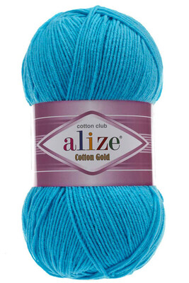 ALİZE - ALİZE COTTON GOLD 16 Turkuaz