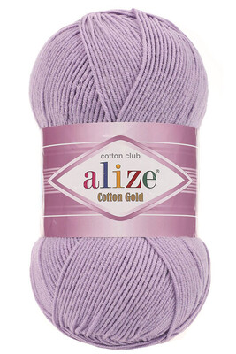 ALİZE - ALİZE COTTON GOLD 166 Lila