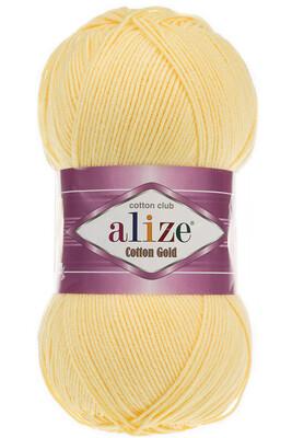 ALİZE - ALİZE COTTON GOLD 187 Açık Sarı