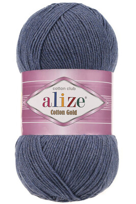 ALİZE - ALİZE COTTON GOLD 203 Denim Melanj