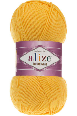 ALİZE - ALİZE COTTON GOLD 216 Koyu Sarı