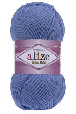 ALİZE - ALİZE COTTON GOLD 236 Elektrik Mavi
