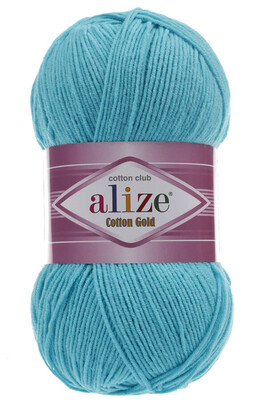 ALİZE - ALİZE COTTON GOLD 287 Turkuaz