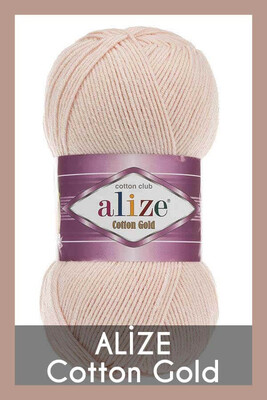 ALİZE COTTON GOLD 382 Ten - Thumbnail