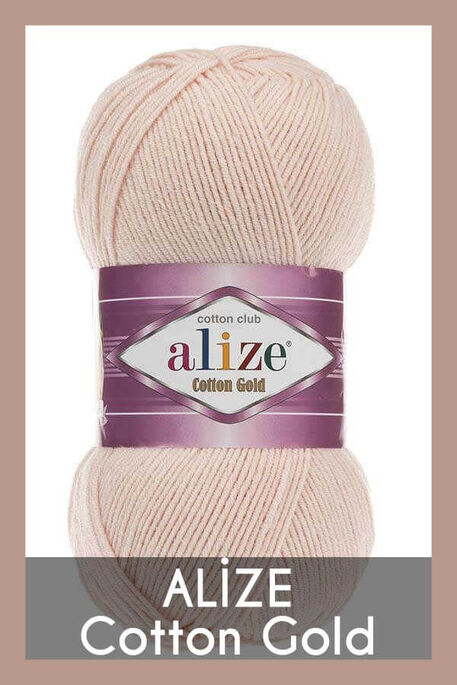 ALİZE - ALİZE COTTON GOLD 382 Ten