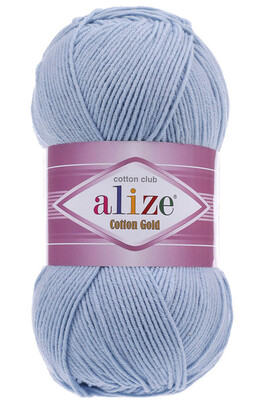 ALİZE - ALİZE COTTON GOLD 40 Mavi