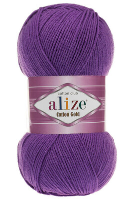 ALİZE - ALİZE COTTON GOLD 44 Mor