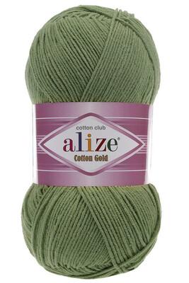 ALİZE - ALİZE COTTON GOLD 485 Yeşil