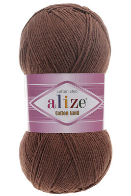 ALİZE - ALİZE COTTON GOLD 493 Kahve
