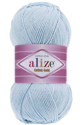 ALİZE - ALİZE COTTON GOLD 513 Bebe Mavisi