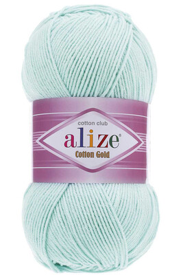 ALİZE - ALİZE COTTON GOLD 514 Buz Mavisi