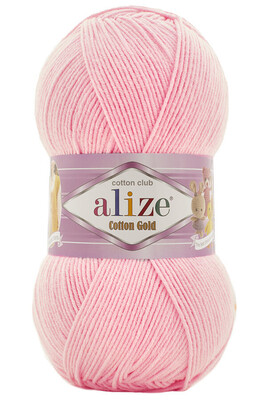 ALİZE - ALİZE COTTON GOLD 518 Bebe Pembe