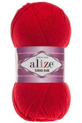 ALİZE - ALİZE COTTON GOLD 56 Kırmızı