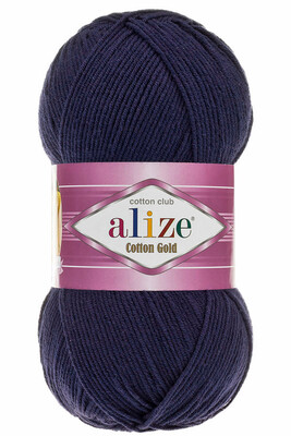 ALİZE - ALİZE COTTON GOLD 58 Lacivert