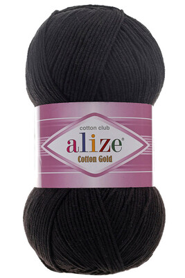 ALİZE - ALİZE COTTON GOLD 60 Siyah