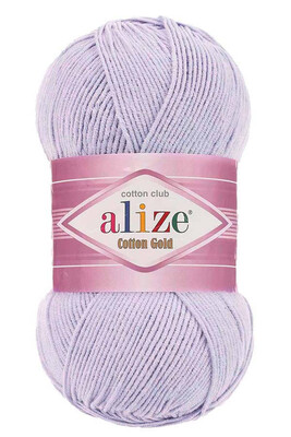 ALİZE - ALİZE COTTON GOLD 682 Lila
