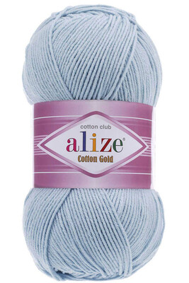 ALİZE - ALİZE COTTON GOLD 728 Bebe Mavi