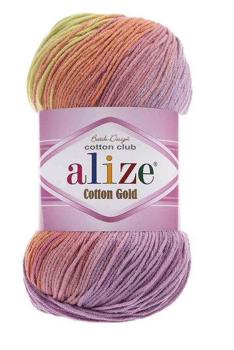 ALİZE - ALİZE COTTON GOLD BATİK 3304