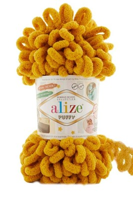 ALİZE - ALİZE PUFFY 02 Hardal