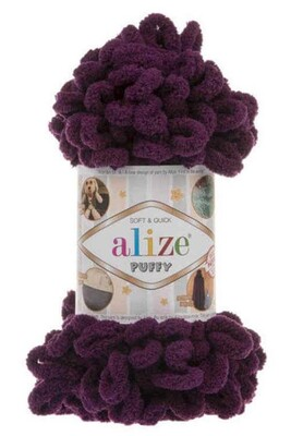ALİZE - ALİZE PUFFY 111 Mor