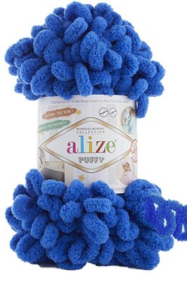 ALİZE - ALİZE PUFFY 141 Saks Mavi