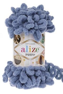 ALİZE - ALİZE PUFFY 374 Mavi