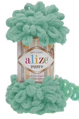 ALİZE - ALİZE PUFFY 490 Mint