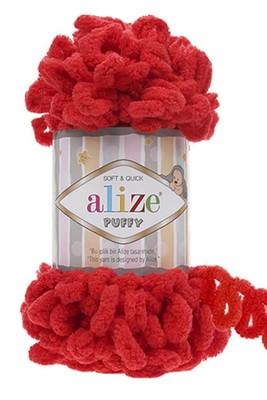 ALİZE - ALİZE PUFFY 56 Kırmızı
