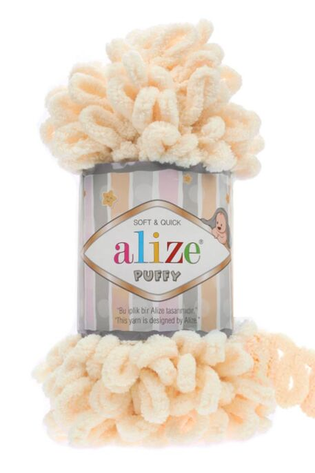 ALİZE - ALİZE PUFFY 742 Bal