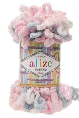 ALİZE PUFFY COLOR 5864 - Thumbnail