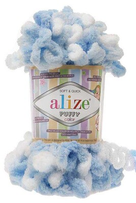 ALİZE - ALİZE PUFFY COLOR 5865