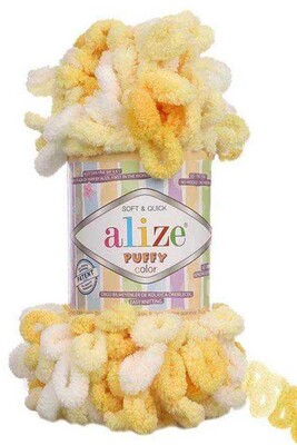 ALİZE - ALİZE PUFFY COLOR 5921
