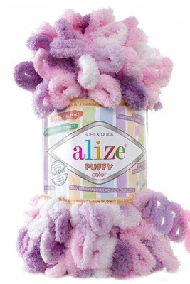 ALİZE - ALİZE PUFFY COLOR 6077