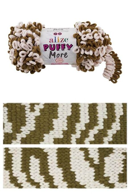 ALİZE - ALİZE PUFFY MORE 6264