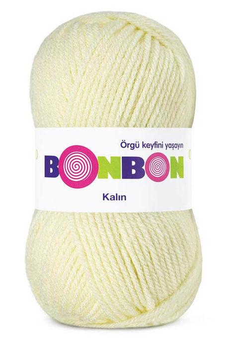 BONBON - BONBON KALIN 98223 Açık Krem