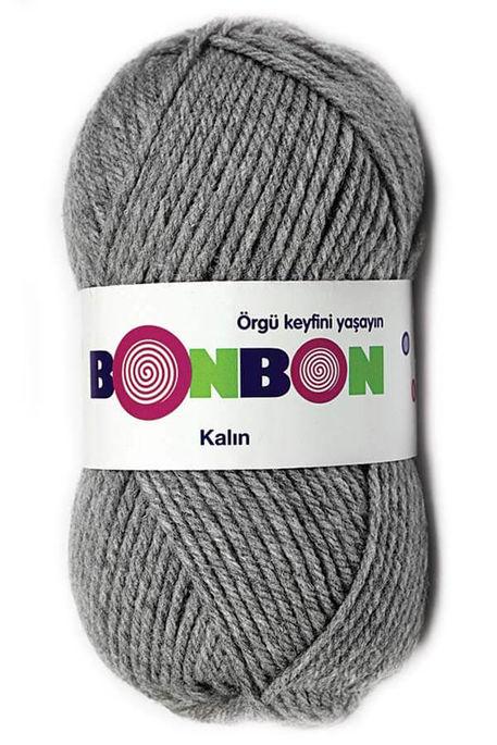 BONBON - BONBON KALIN 98233 Açık Gri