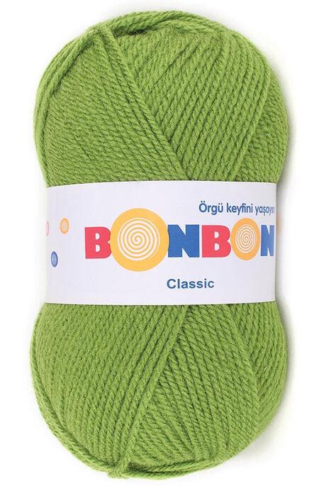 BONBON - BONBON KLASİK 98204 Yeşil